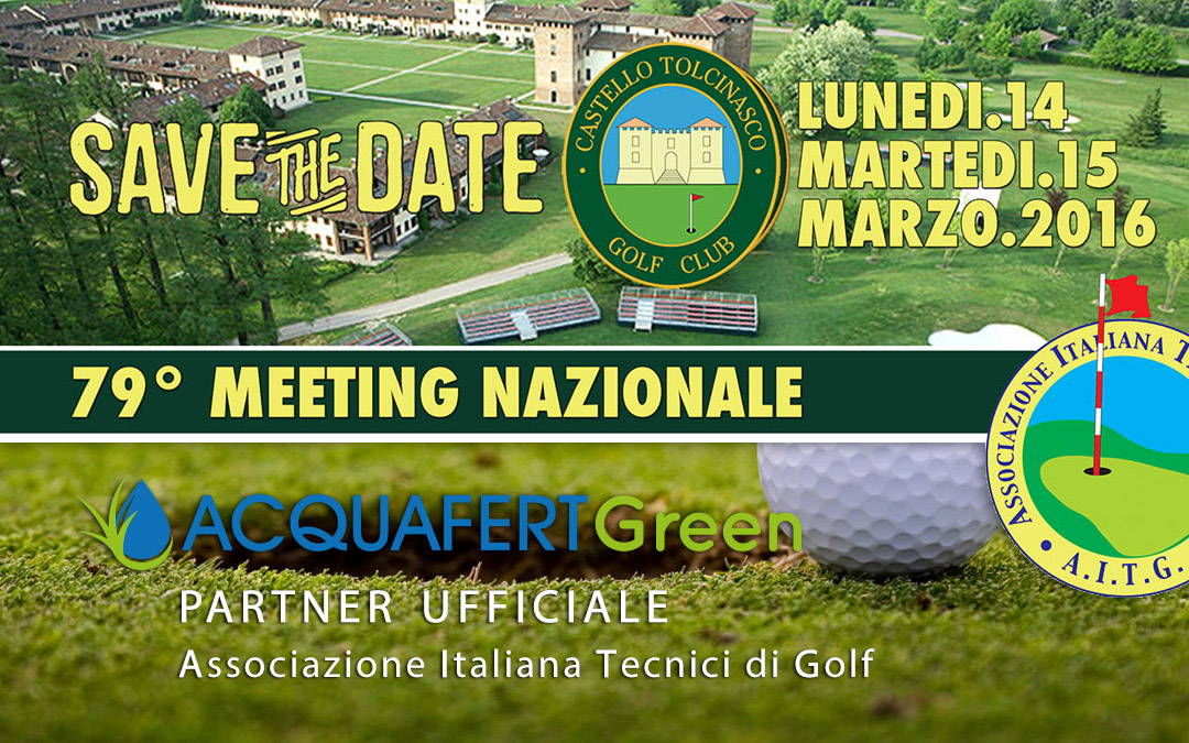 Acquafert Green al 79° Meeting AITG