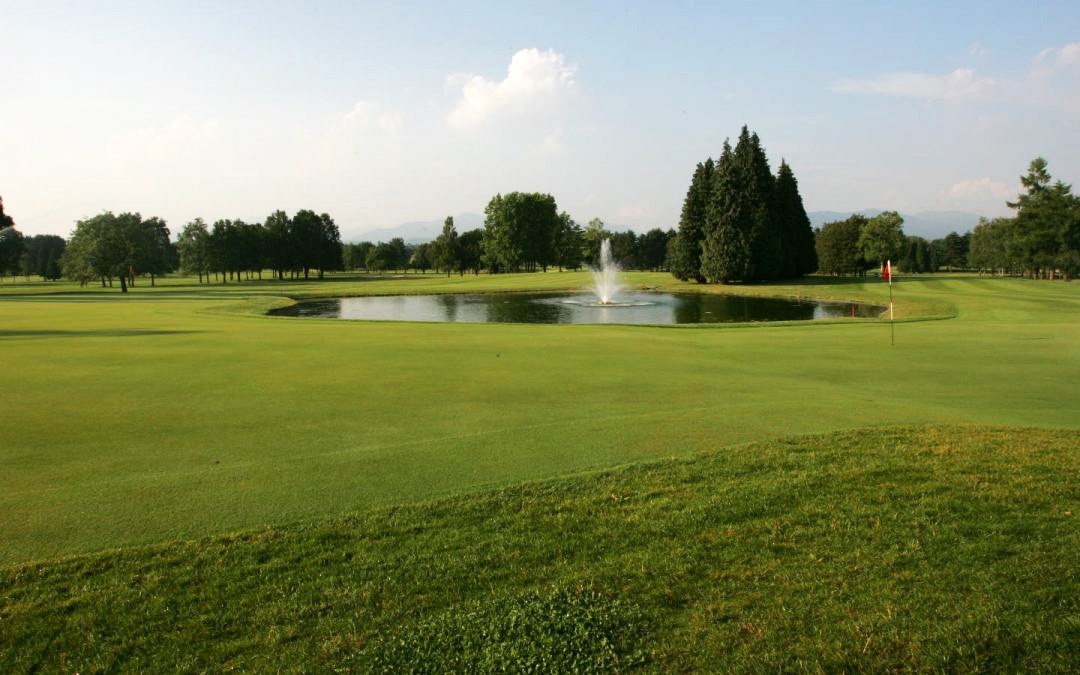Primi collaudi per l'irrigazione del Golf Club Monticello