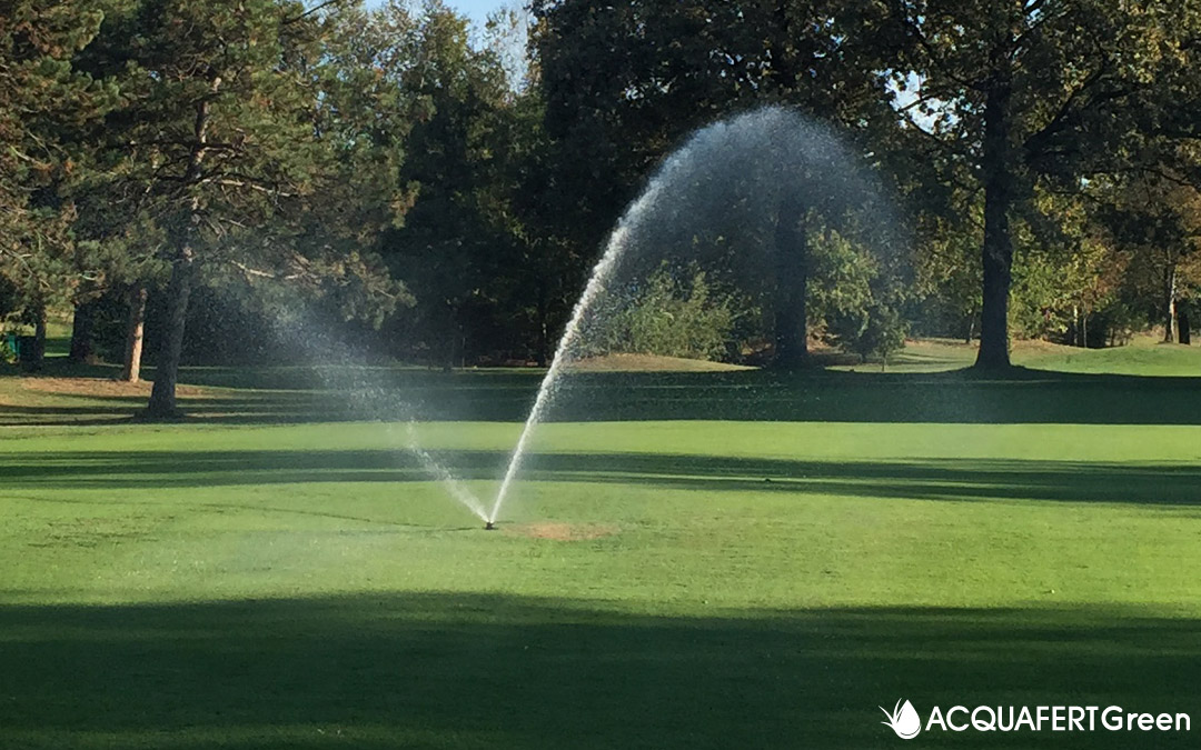 Acquafert Divisione Green Modena Golf e Country Club