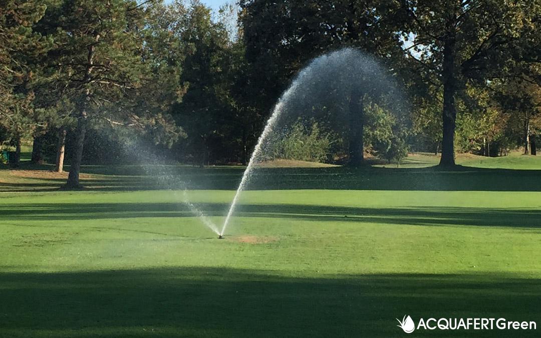Acquafert Green per Modena Golf & Country Club