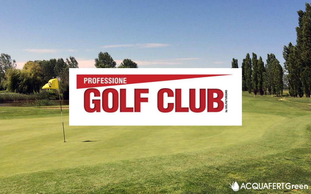 Acquafert con l'Adriatic Golf Club su Professione Golf Club